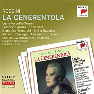 Gioacchino Rossini: La Cenerentola