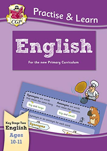 Practise & Learn: English (Age 10-11) (CGP Home Learning)