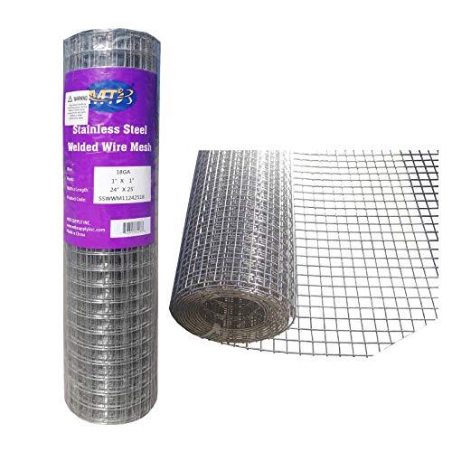 MTB Stainless Steel Chicken Wire