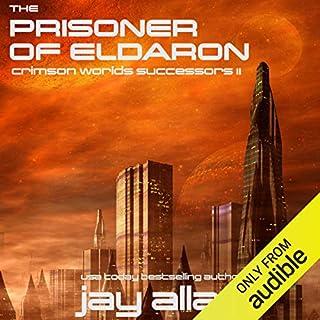 The Prisoner of Eldaron cover art