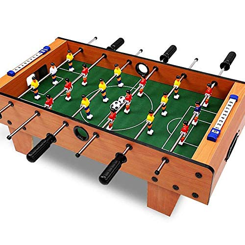 Best Buy! KIMIBen-toy Table Game Foosball Tabletop Games Mini Size - Fun Portable Foosball Soccer Ta...