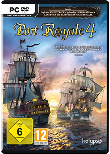 Port Royale 4 (PC) (64-Bit)
