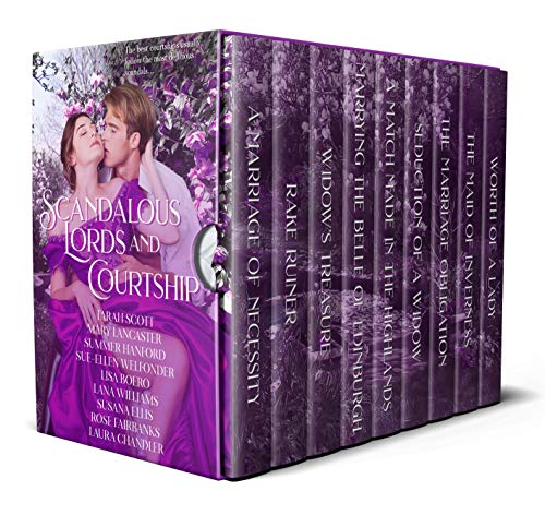 Scandalous Lords and Courtship (English Edition)