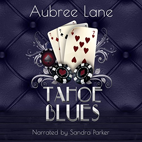 Tahoe Blues audiobook cover art