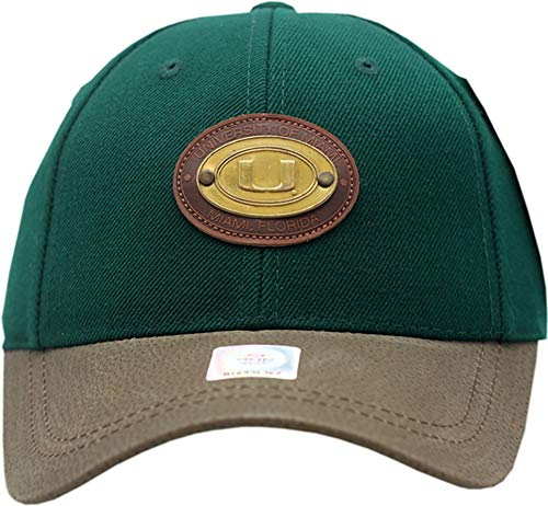 Miami Hurricanes Hat Buckle Back Me…