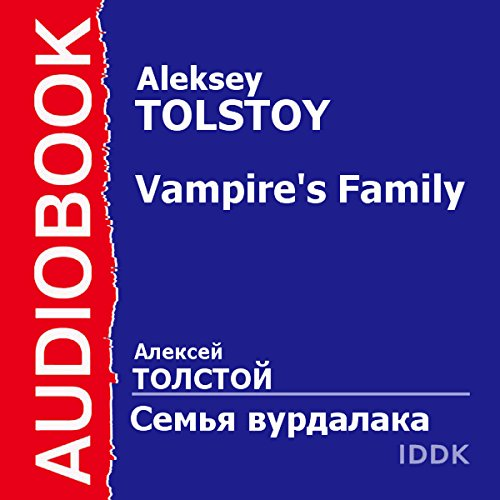 The Vampire's Family [Russian Edition] audiobook cover art