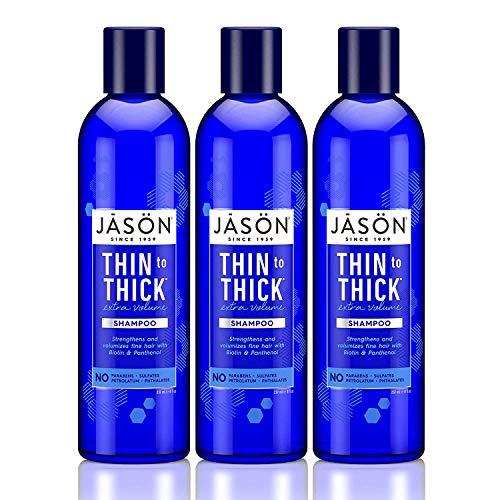 Jason Thin To Thick Extra Volume Shampoo - 8 Fl Oz