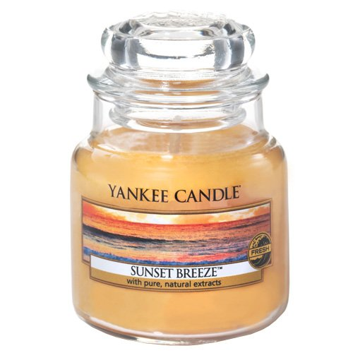 Yankee Candle Geurkaars in groot glas
