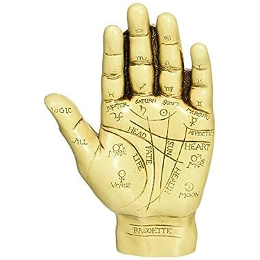 Design Toscano The Palmistry Hand Sculpture