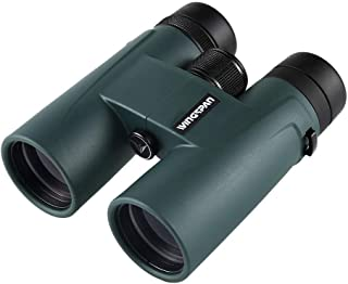 Wingspan Optics NaturePro HD 8X42 Professional Binoculars for Bird Watching. Experience Vivid Color, Clarity and Brightness Up Close or Far Away. Wide Field of View. Close Focus. Waterproof, Fog Proof