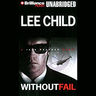 Without Fail audiobook cover art