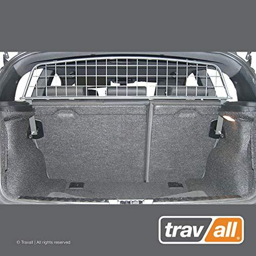Travall Guard Hundegitter Kompatibel Mit BMW 1er 3 Türer Fließheck (2007-2012) 5 Türer Fließheck (2004-2011) TDG1356 - Maßgeschneidertes Trenngitter in Original Qualität