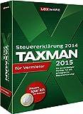 TAXMAN 2015 für Vermieter (für Steuerjahr 2014)