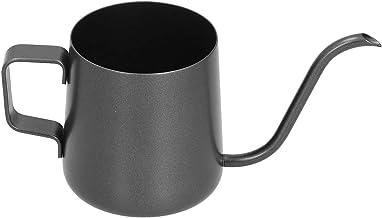 Svanhals Kaffekanna, 250 Ml Häll över Vattenkokare med Lång Smal Pip Rostfritt Stål Kaffedroppspott för Hemmakontor Inomhu...