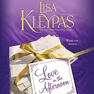 Love in the Afternoon     Hathaways, Book 5              Written by:                                                                                                                                 Lisa Kleypas                               Narrated by:                                                                                                                                 Rosalyn Landor                      Length: 9 hrs and 33 mins     Not rated yet     Overall 0.0