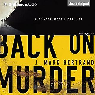 Back on Murder audiobook cover art