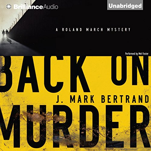 Back on Murder audiobook cover art
