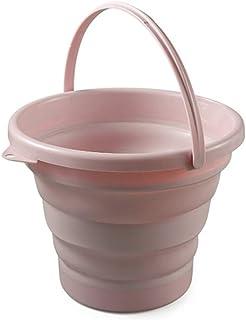 VISZC Seau Pliable, lavabo Pliant Lavabo à lessive Seaux Pliables à Fruits légumes, Paquet de 2 1-10L