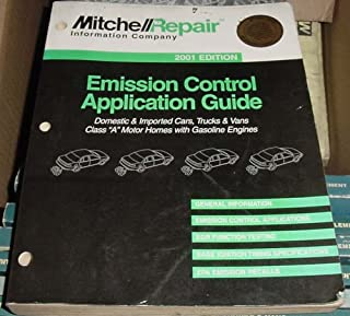Emission Control Application Guide Domestic & Imported Cars, Trucks & Vans Class