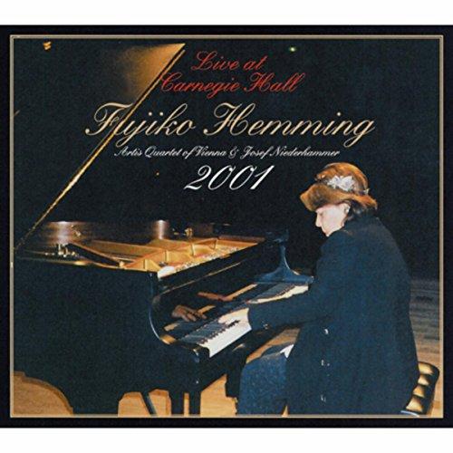 カーネギー・ホール・ライヴフジ子・ヘミング 2001