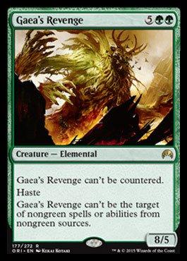 Magic The Gathering - Gaea39;s Revenge (177/272) - Origins