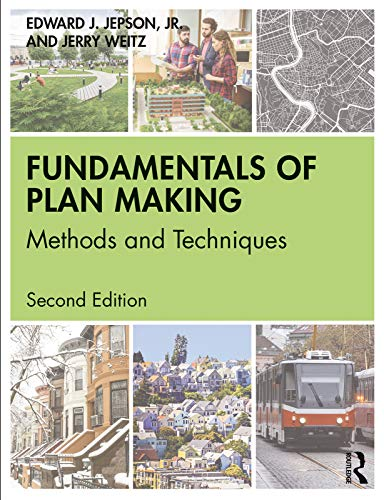 Fundamentals of Plan Making: Methods and Techniques (English Edition)