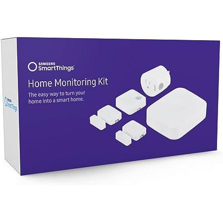 Samsung F-MN US-2 Home Monitoring Kit, White