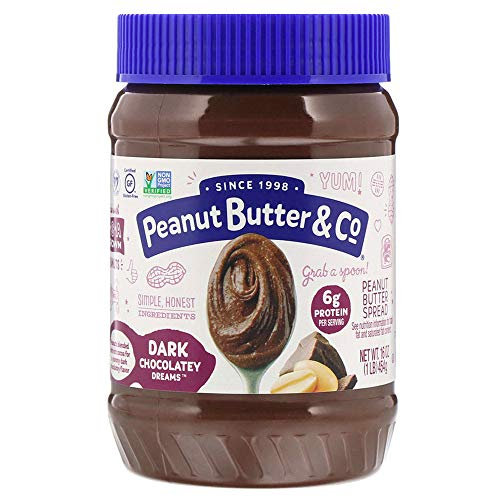 Peanut Butter & Co Dark Chocolate Dreams Peanut Butter, 16 oz