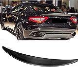 Spoilers Traseros De Coche para Maserati GranTurismo Coupe 2D 2008-2010, Alerones Traseros De Maletero De Coche De Fibra De Carbono, Accesorios De Estilo De Coche