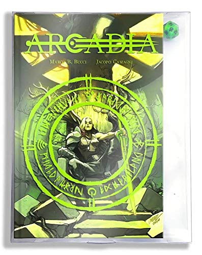 Arcadia. Coven limited edition. Mad world (Vol. 1)