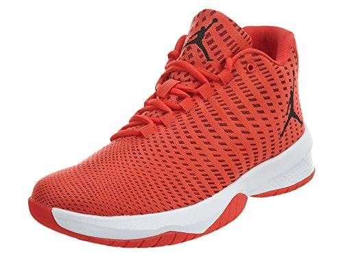 Jordan B. Fly Max Orange/Black/Gym Red/White Men's Basketball Sneakers 9 US