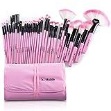 VANDER Make up Brushes 32Pcs Makeup Brush Set Foundation Eyeshadow Eyebrow Eyeliner Blush