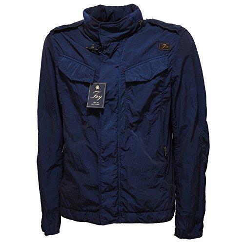 Fay 2798Q Giubbotto Uomo Shell Blu Giacca Jacket Men [S]