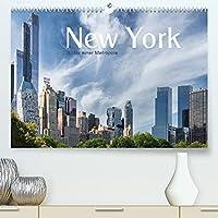 New York - Bilder einer Metropole (Premium, hochwertiger DIN A2 Wandkalender 2022, Kunstdruck in Hochglanz): Die grosse, atemberaubende Metropole stellt sich hier in spannenden Bildern vor. (Geburtstagskalender, 14 Seiten )