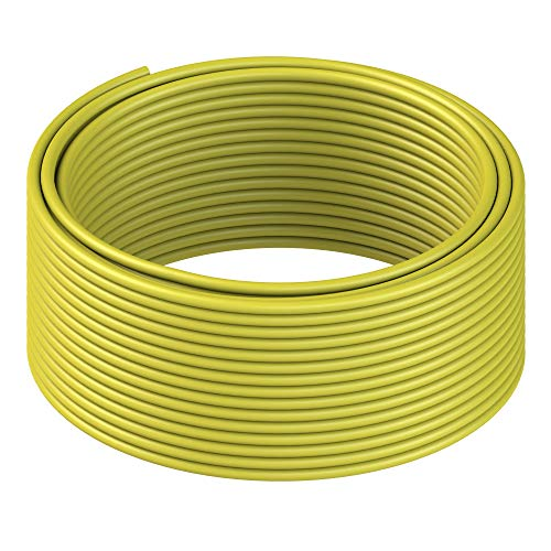 LINKUP - Cat8 Ethernet Cable S/FTP 22AWG Screened Solid Cable | 2000Mhz (2Ghz) up to 40Gbps | Future 5th-Gen Ethernet LAN Network 40G Structure Wires - 100 Meter Bulk (Termination Required)
