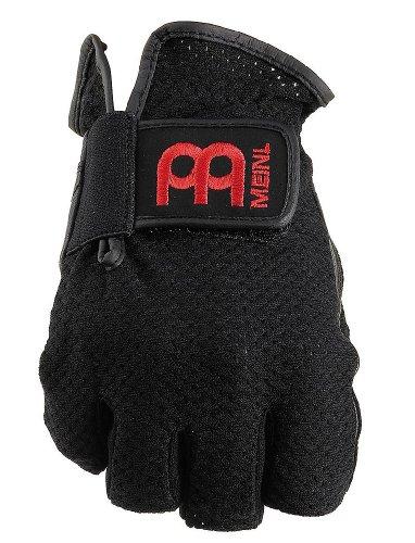 Meinl MDGFL-L Large Drummer Gloves Fingerlose Handschuhe
