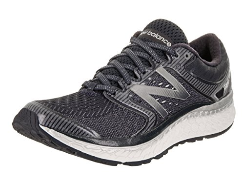 New Balance Women's Fresh Foam 1080 V7 Running Shoe, Thunder/White, 7.5 B US
