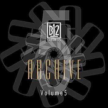 B12 Records Archive, Vol. 5