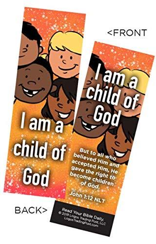 Lesezeichen für Kinder, christlich,