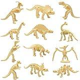 Dinosaur Fossil, Dig Dinosaur Bones Suitable for Archaeological Toys for Children,Decorations,Favorites,Dig Dinosaur Fossil Science Play Dinos, Fossil Toys