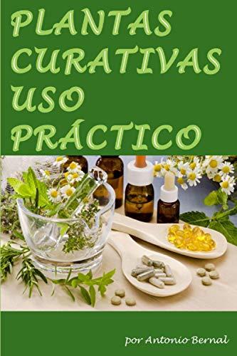 Plantas Curativas. Uso práctico: En este libro describiremos las formas de preparación, formas de