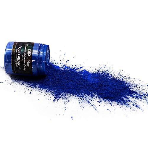 KandyDip Effektpigment DEEP SEA Blue Pearl Perlglanz Metallic Farbpulver Pigment für Epoxidharz Autolack Sprühfolie Aquarell Seife Powder (25 Gramm)