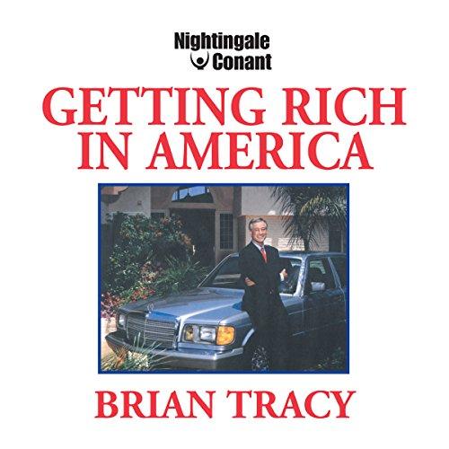 Getting Rich in America audiobook cover art