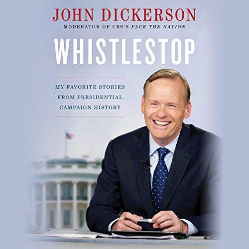 Whistlestop audiobook cover art
