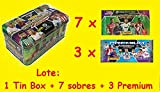'N/A' Tin Box + 3 Sobres Premium + 7 Sobres Adrenalyn XL 2019 2020
