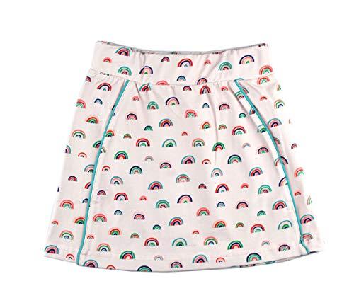 Baba Babywear Mädchen Rock Regenbogen (116)
