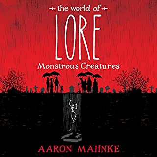 The World of Lore, Volume 1: Monstrous Creatures cover art