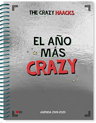 El año más crazy. Agenda curso 2019-2020 (Serie The Crazy...