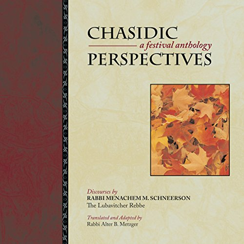 Chasidic Perspectives audiobook cover art