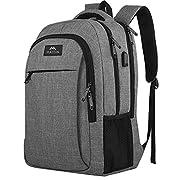 #LightningDeal Matein Travel Laptop Backpack for Women and Men